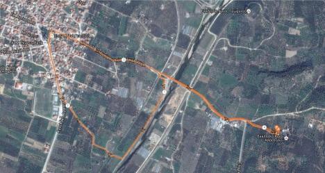 ΤΕΛΙΚΗ ΔΙΑΔΡΟΜΗ 4 χλμ